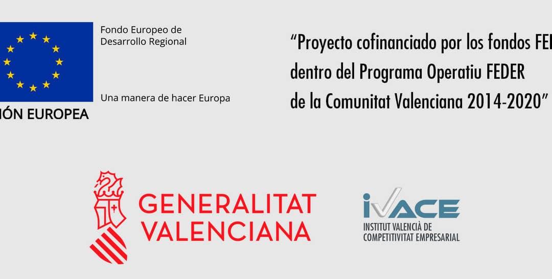 """La Unión Europea y el IVACE apoyan el Programa """"Proyectos de Digitalización de PYME (DIGITALIZA-CV)"""" en Azteca"""