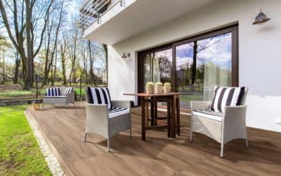 Ideas cerámicas para renovar tu terraza