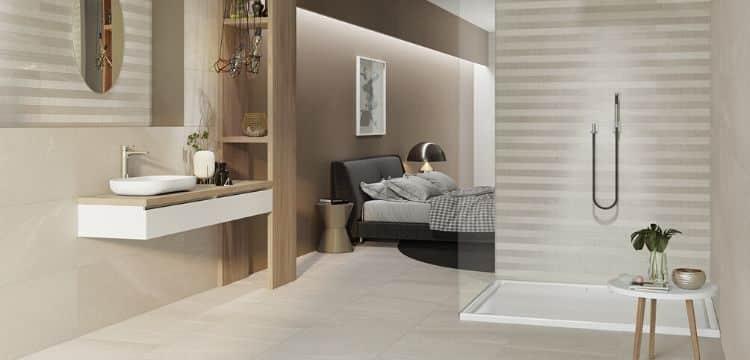 ambientes acogedores con cerámica