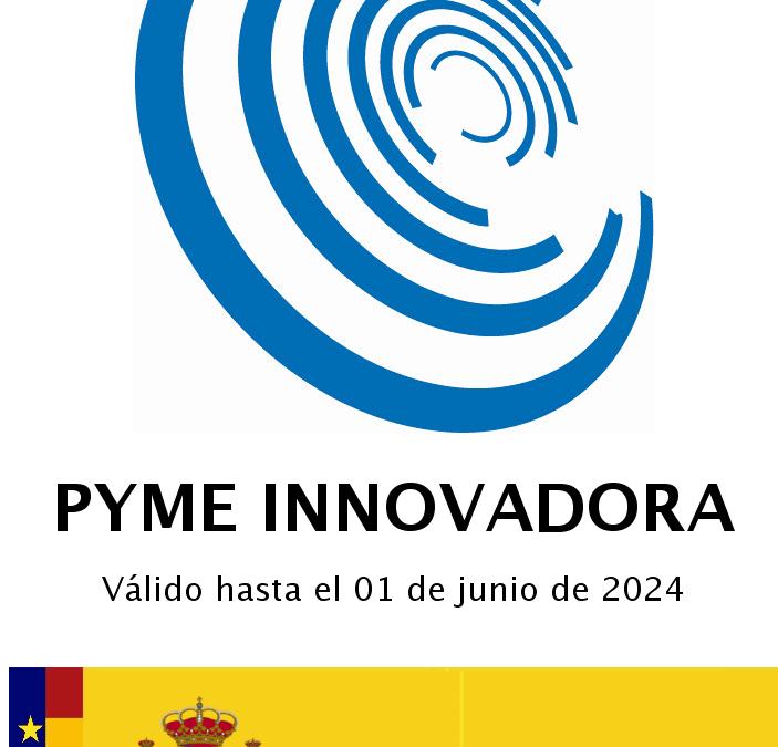 RESOLUCIÓN DE INSCRIPCIÓN EN EL REGISTRO DE PYMES INNOVADORAS